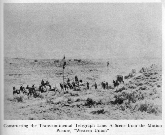 Transcontinental railroad thesis paper