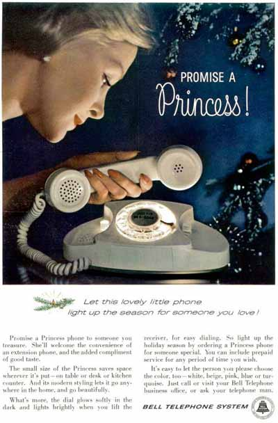 Telephone Ads Of The 1970 S