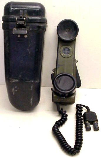 Contemporary Commo Equipment