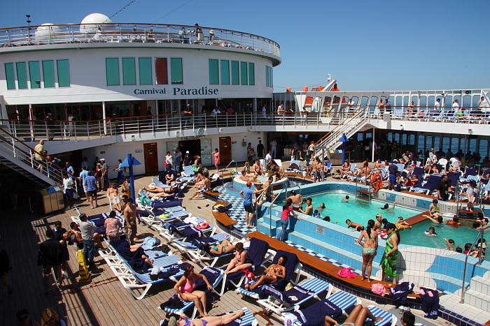 What To Expect On The Carnival Cruise Ship Paradise