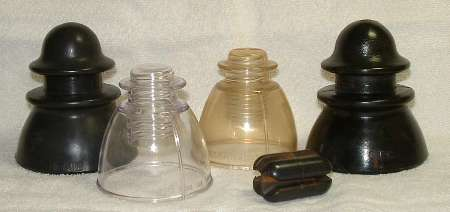 Sluggo 39 s insulator collecting non glass insulators and for Glass conductors