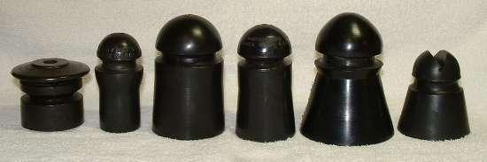 Rubber Insulators